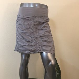 WEARABLES cotton spandex skirt, size medium